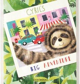 Cyril's Big Adventure Book
