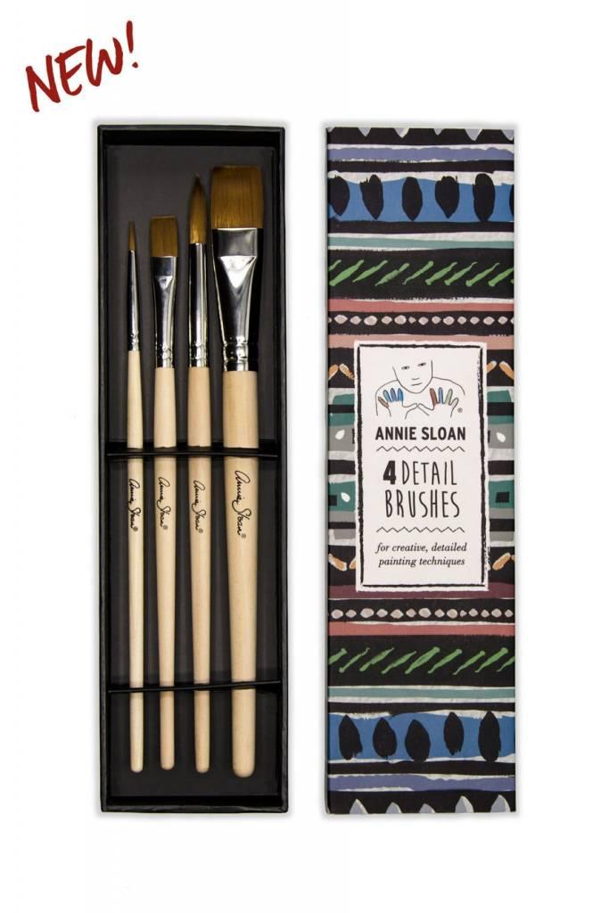 Annie Sloan Details Brush Set