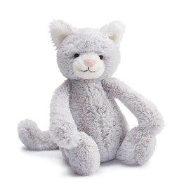 Bashful Kitty Grey Medium