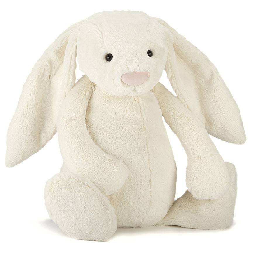Jellycat Bashful Bunny Cream Medium