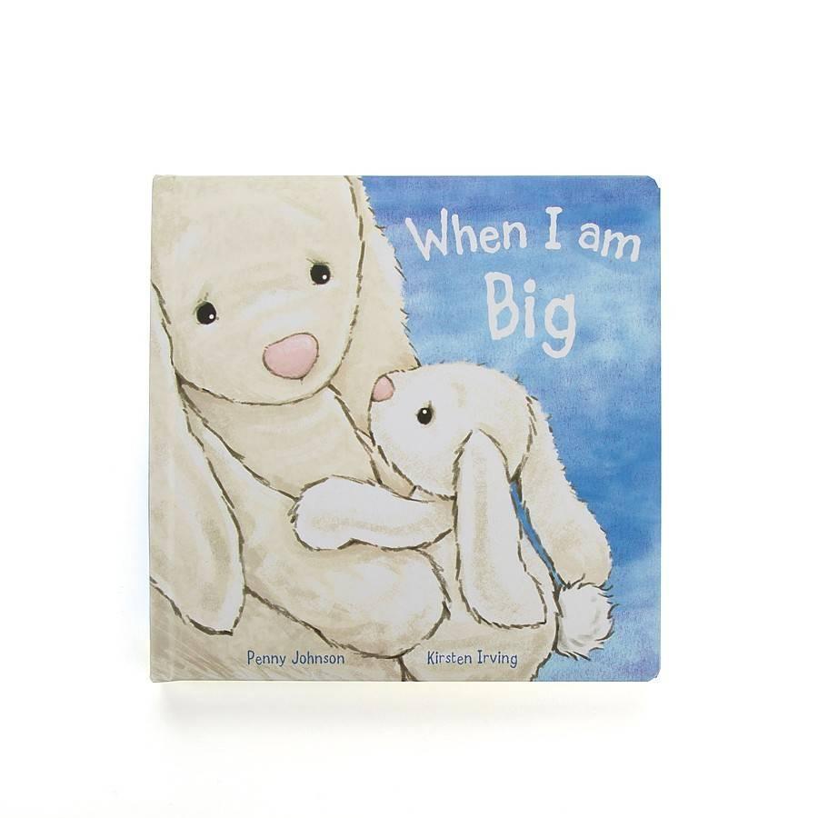 Jellycat Book: When I am Big