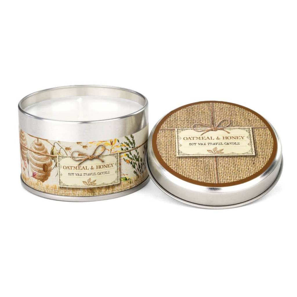 Michel Design Works Oatmeal & Honey Travel Candle