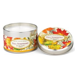 Michel Design Works Fall Symphony Travel Candle