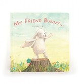 Jellycat My Friend Bunny Book