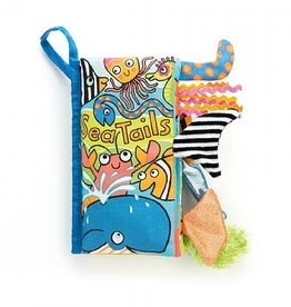 Jellycat Sea Tails Activity Book