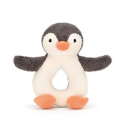 Pippet Penguin Ring Rattle