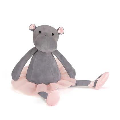 Dancing Darcey Hippo Small