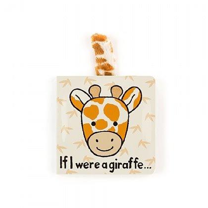 Jellycat If I were a Giraffe Book (2018.5)