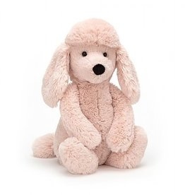 Bashful Blush Poodle Medium