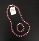 Buckeye Teething Necklace