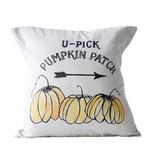 U-Pick Pumpkin Patch Pillow