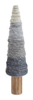 Lg Wool Ombre Tree