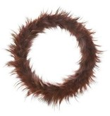 Fun Feather Wreath