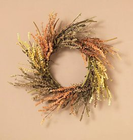 Desert Blossom Flower Wreath