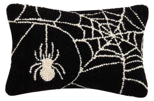 Spider Web Hook Pillow