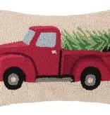 Tree Haul Hook Pillow