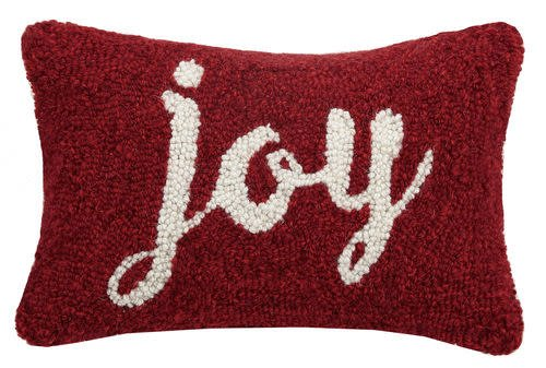 Fleurish Home Joy Hook Pillow