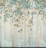 Fleurish Home Dream Forest Square II Wall Art 24x24