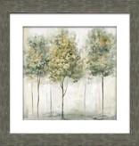 Fleurish Home Smokey Trees II Wall Art 18x18