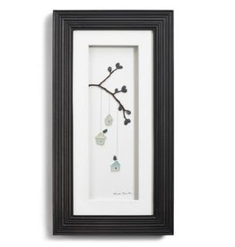 Better Together Pebble Wall Art 8x15