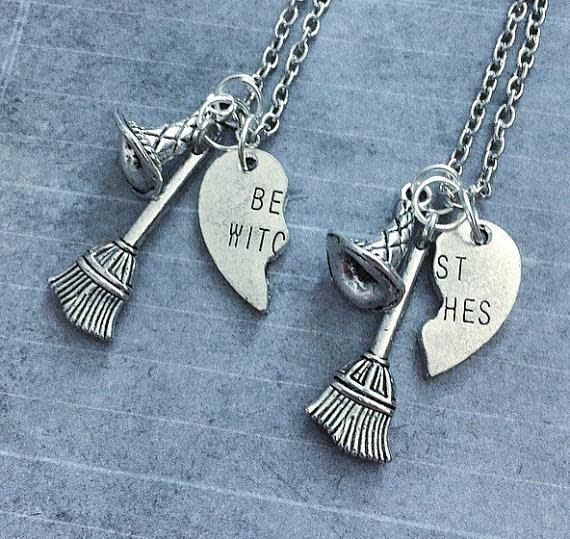 Best Witches Necklaces Set