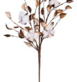 White Natural Cotton Pick