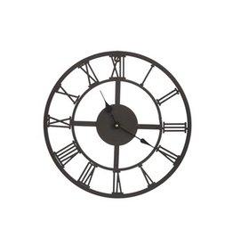 Roman Numeral Indoor/Outdoor Clock