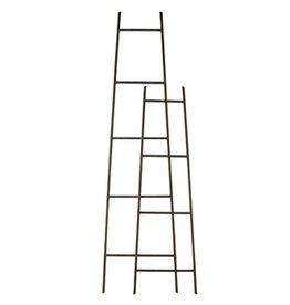 Metal Ladder Blanket/Towel Display