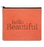 Hello Beautiful Travel Bag