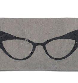 Retro Glasses Eye Glasses Case