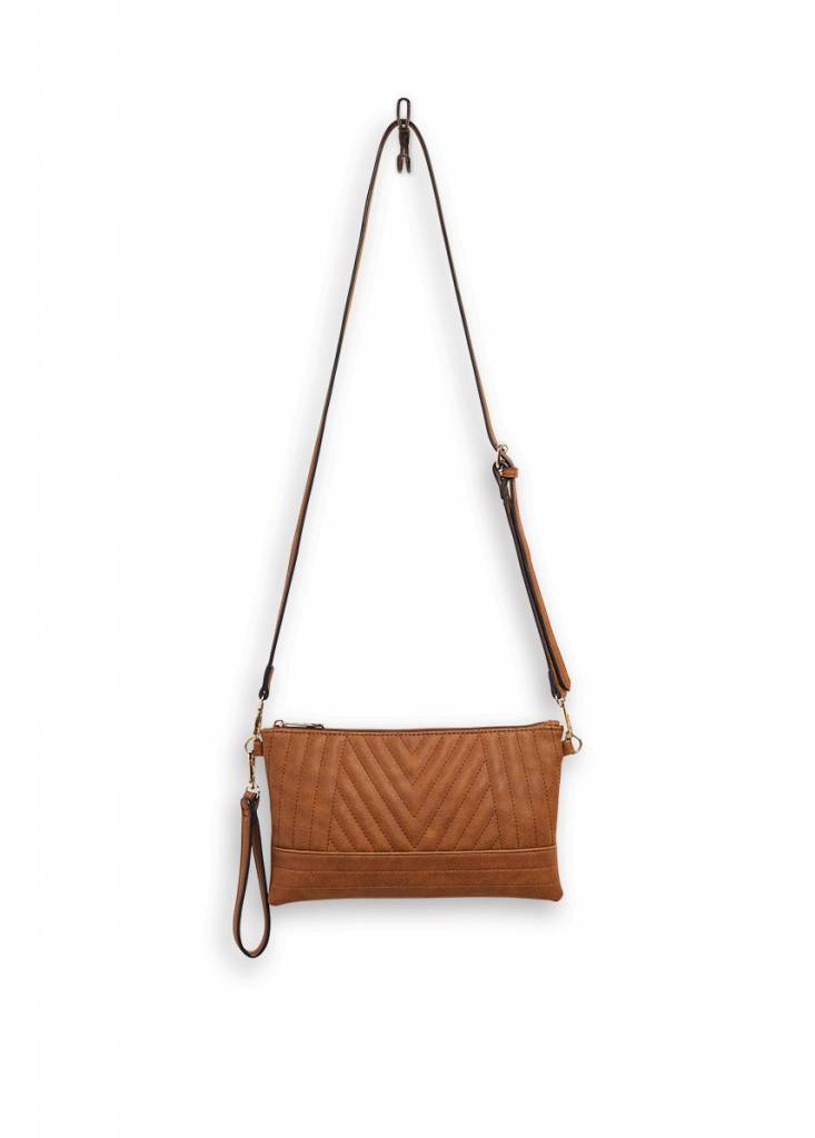 Rumor Crossbody Bag Chestnut