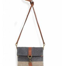 Finley Fold-Over Crossbody Bag Cambridge