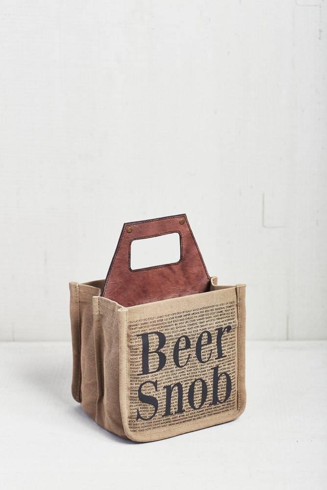 Beer Snob Beer Caddy