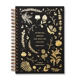 After All Dreams Undated Planner