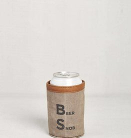 Mona B BS Beer Snob Can Koozie