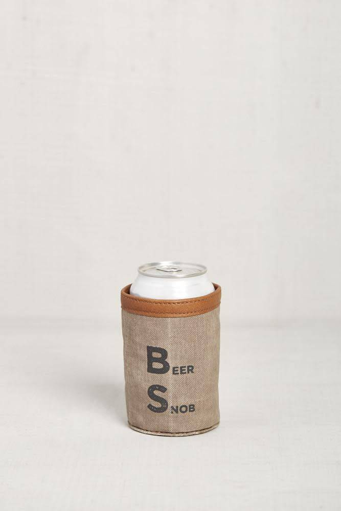 Mona B BS Beer Snob Can Koozie