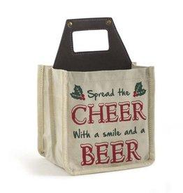 Mona B Spreading Cheer Beer Caddy