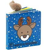 Jellycat If I were a Reindeer Book
