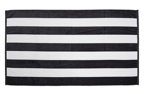 Terry Town Striped Beach Towels Properly Mine A Monogrammery