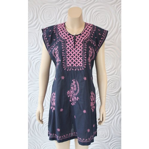 Madison Matthews Madison Cap Sleeve Dress