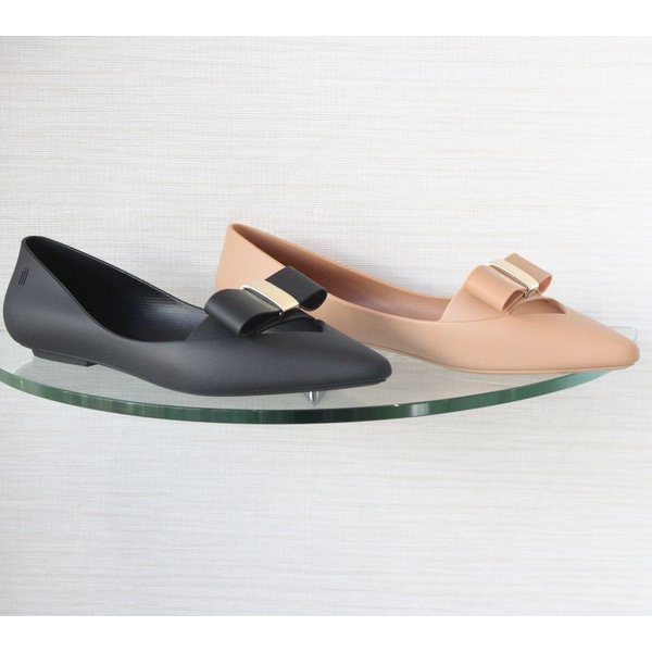 Melissa Pointy Toe Ballet Flat