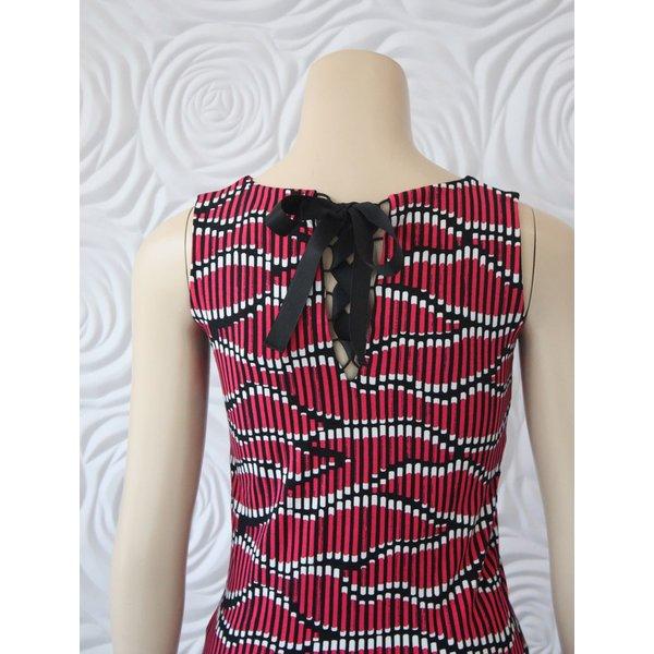 Juffrouw Jansen Ribbon Bow Back Shirt