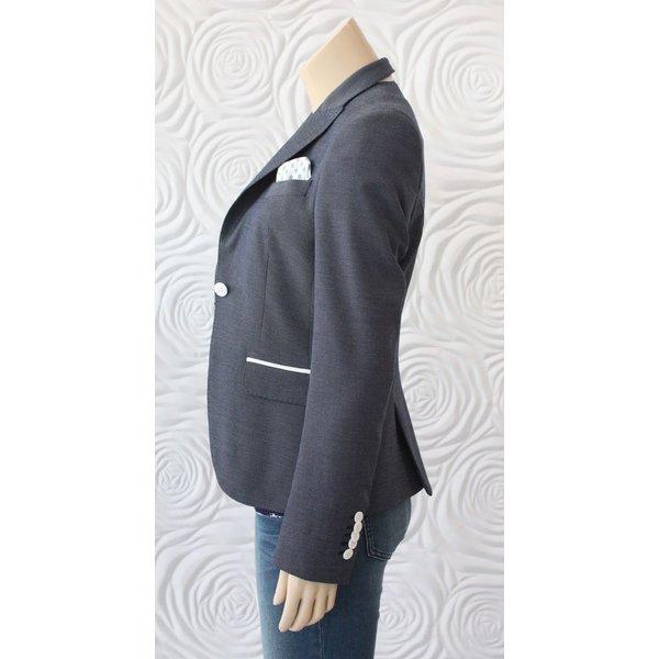 Cavallaro Navy Sport Jacket