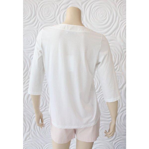 GranSasso, Cotton Knit Top
