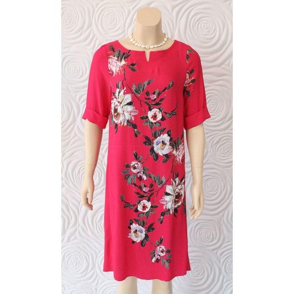 Kyra & Ko Short Sleeve Shift Dress