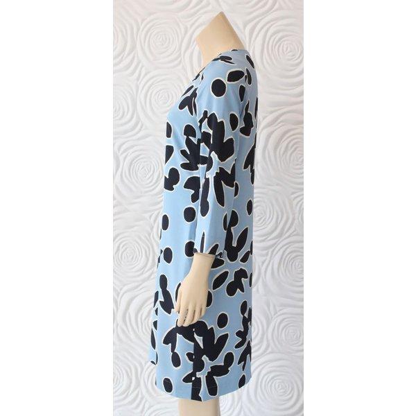 Kyra & Ko Long Sleeve Shift Dress