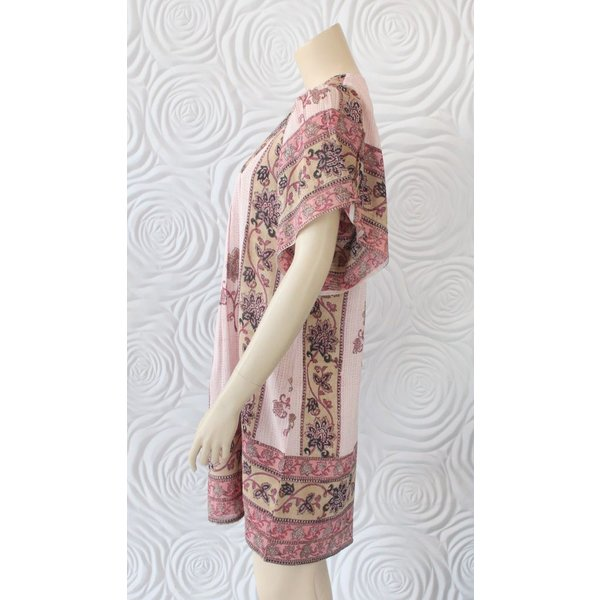 Alicia Bell Loose Short Sleeve Dress