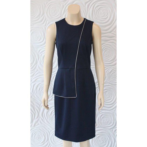 Nora Gardner Peplum Dress