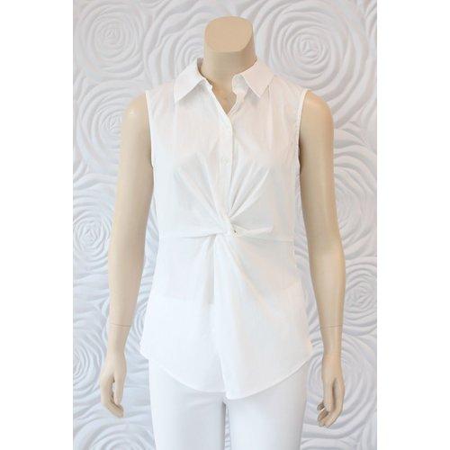 Donna Degnan Donna Degnan Sleeveless Tailored Blouse