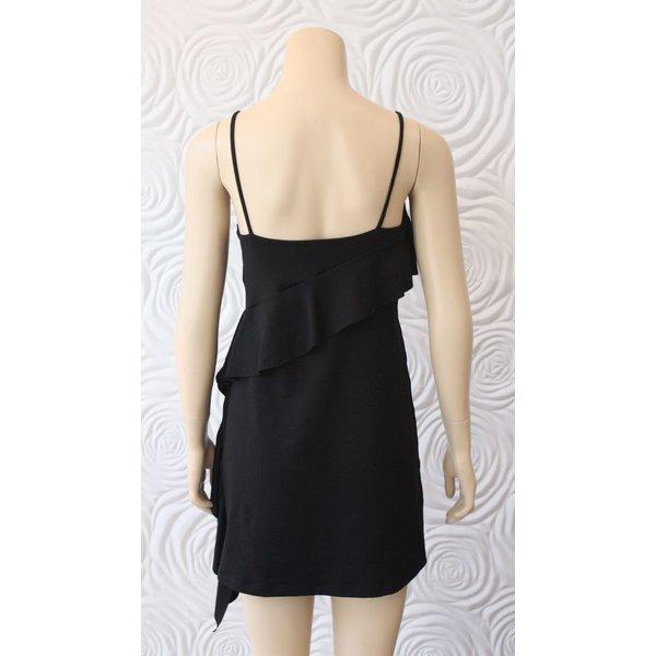 Susana Monaco Cascade Ruffle Dress